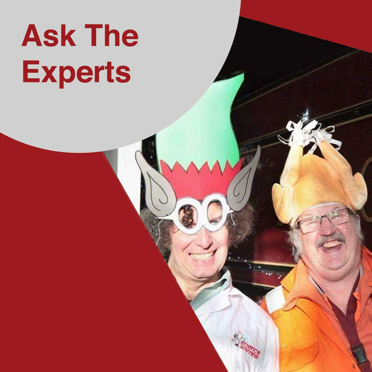 Ask the Experts at Barrow Hill Roundhouse Museum